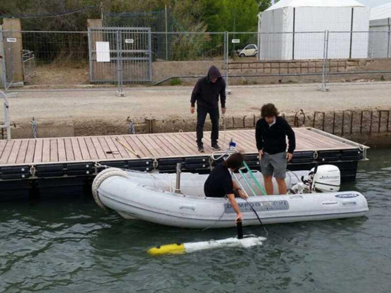 robot subaquàtic