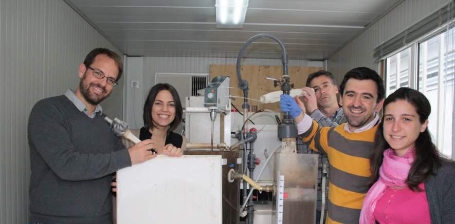 reptes dels sistemes integrats de membrana per produir aigua regenerada