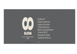 Bloom. Centre 3D i tecnologies emergents. Girona