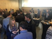 Networking durant el buffet
