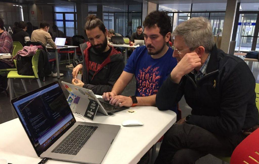 Hackathon Girona 2018